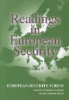 Readings in European Security, Volume 5 - Michael Emerson