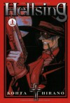 Hellsing, Bd. 1 (Taschenbuch) - Kohta Hirano