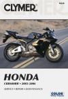 Honda CBR600RR 2003-2006 - Ed Scott, James Grooms