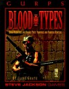 Blood Types: Dark Predators and Deadly Prey: Vampires and Vampire Hunters - Lane Grate, Jeff Koke, Scott Haring, Tim Bradstreet, Dan Smith