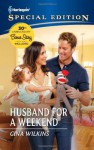 Husband for a Weekend - Gina Wilkins