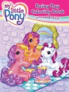 My Little Pony: Rainy Day Coloring Book with Paper Dolls! (My Little Pony Series), Vol. 1 - Jennifer Frantz, Gayle Middleton