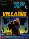 Villains (James Bond role-playing game) - Victory Games