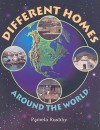 Different Homes Around the World - Pamela Rushby
