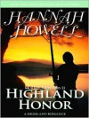 Highland Honor [Murray Brothers Book 2] - Hannah Howell