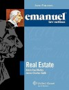 Emanuel Law Outlines Real Estate - Robin Paul Malloy