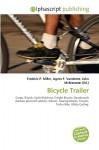 Bicycle Trailer - Frederic P. Miller, Agnes F. Vandome, John McBrewster