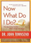 Now What Do I Do?: The Surprising Solution When Things Go Wrong - John Townsend