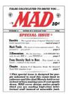Mad Magazine #12 - Jerry DeFuccio, Harvey Kurtzman, Jack Davis, Will Elder, Bernard Krigstein