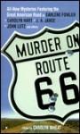 Murder on Route 66 - Carolyn Wheat