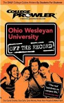 Ohio Wesleyan University (College Prowler) (College Prowler) - College Prowler, Evan Matthew Reas, Meghan Dowdell, Alyson Pope
