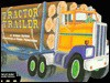Tractor-Trailer: Truckin' Board Book - Joanne Barkan, Diane Palmisciano