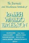 Journals and Miscellaneous Notebooks of Ralph Waldo Emerson, Volume XV: 1860-1866 - Ralph Waldo Emerson, Linda Allardt, Ronald A. Bosco, David W. Hill, Ruth H. Bennett