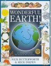 Wonderful Earth: An Interactive Book For Hours Of Fun Learning - Mike Inkpen, Nick Butterworth