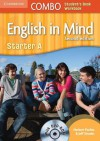 English in Mind Starter Combo a with DVD-ROM - Herbert Puchta, Jeff Stranks