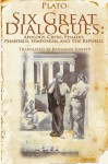 Six Great Dialogues: Apology, Crito, Phaedo, Phaedrus, Symposium, the Republic - Plato, Benjamin Jowett