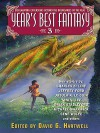 Year's Best Fantasy 3 - David G. Hartwell, Kathryn Cramer, Kage Baker, A.B. Ming