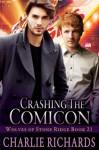 Crashing the Comicon - Charlie Richards