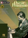 Oscar Peterson: 10 Classic Tunes [With CD (Audio)] - Oscar Peterson, Mark Taylor, Jim Roberts