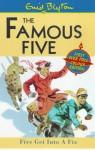 Five Get Into A Fix - Enid Blyton