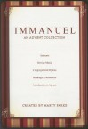 Immanuel: An Advent Collection - Marty Parks