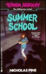 Summer School - Nicholas Pine