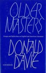 Older Masters - Donald Davie