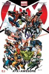 A+X Vol. 1: = Awesome - Dan Slott, Jeph Loeb, Peter David, Jason Aaron, Billy Tan, Dale Keown, Ron Garney, Pasqual Ferry