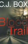 Blood Trail (Audio) - C.J. Box, David Chandler