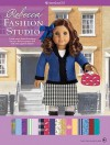 Rebecca Fashion Studio [With Reusable Accessory Stickers and Paperdoll, Color Wheel and Stamp Designs and Stencils and 40 - Jennifer Hirsch, Robert Hunt, Susan McAliley