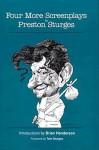 Four More Screenplays by Preston Sturges - Preston Sturges, Tom Sturges