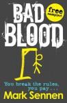BAD BLOOD FREE SAMPLER - Mark Sennen