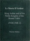 Le Morte D'Arthur, vol 2 - Thomas Malory