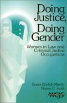 Doing Justice, Doing Gender - Susan Ehrlich Martin, Nancy C. Jurik