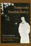 Forays Into Swedish Poetry - Lars Gustafsson, Robert T Rovinsky