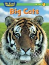 Big Cats (We Read Phonics, Level 1) - Bruce Johnson