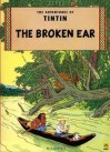 Tintin And The Broken Ear - Hergé