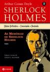 As Memórias de Sherlock Holmes (Sherlock Holmes, #2) - Arthur Conan Doyle
