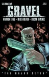 Gravel, Volume 2 : The Major Seven (Gravel, #8) - Warren Ellis, Mike Wolfer, Oscar Jimenez