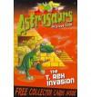 The T.Rex Invasion - Steve Cole