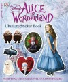 Ultimate Sticker Book Alice in Wonderland - Jo Casey, Anne Sharples, Julie Thompson