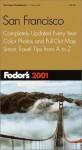 Fodor's San Francisco 2001 - Mark Sullivan