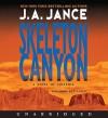 Skeleton Canyon (Audio) - J.A. Jance, C.J. Critt