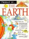 The Earth - Steve Parker, Tony Kenyon