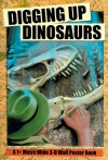 Digging Up Dinosaurs: Metre Wide 3-D Wall Poster Book - Tango Books, Tango Books