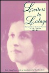 Letters to Lalage: The Letters of Charles Williams to Lois Lang-Sims - Charles Williams