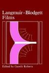 Langmuir-Blodgett Films - G.G. Roberts