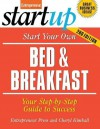 Start Your Own Bed and Breakfast - Cheryl Kimball