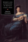 Women and Literature in Britain, 1700 1800 - Vivien Jones
