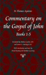Commentary on the Gospel of John, Chapters 1-5 - Thomas Aquinas, Daniel Keating, Matthew Levering, Fabian Larcher, James A. Weisheipl